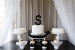 Swan Ballerina Party with So Many Cute Ideas via Kara's Party Ideas | KarasPartyIdeas.com #DanceParty #Party #Ideas #Supplies (11)