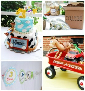 Toy Story Party with So Many CuteIdeas via Kara's Party Ideas KarasPartyIdeas.com #ToyStory #BuzzlightyearParty #PartyIdeas #Supplies (1)