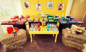 Toy Story Birthday Party with SO MANY REALLY CUTE IDEAS via Kara's Party Ideas | KarasPartyIdeas.com #ToyStoryParty #Party #Ideas #Supplies (51)