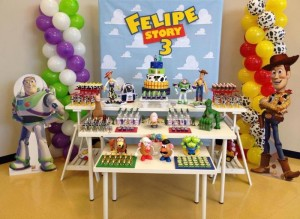 Toy Story Themed 3rd Birthday Party Full of Really Fun Ideas via Kara's Party Ideas | KarasPartyIdeas.com #ToyStoryParty #DisneyMovie #PartyIdeas #Supplies (29)