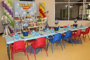 Toy Story Themed 3rd Birthday Party Full of Really Fun Ideas via Kara's Party Ideas | KarasPartyIdeas.com #ToyStoryParty #DisneyMovie #PartyIdeas #Supplies (2)