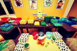 Toy Story Birthday Party with SO MANY REALLY CUTE IDEAS via Kara's Party Ideas | KarasPartyIdeas.com #ToyStoryParty #Party #Ideas #Supplies (4)