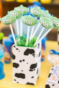 Toy Story Birthday Party with SO MANY REALLY CUTE IDEAS via Kara's Party Ideas | KarasPartyIdeas.com #ToyStoryParty #Party #Ideas #Supplies (3)