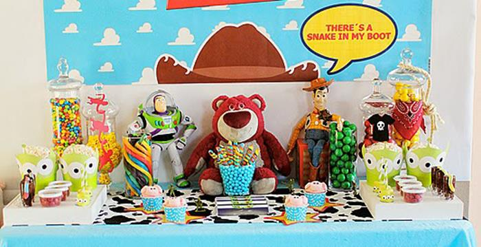 Kara S Party Ideas Toy Story Party Ideas Planning Idea