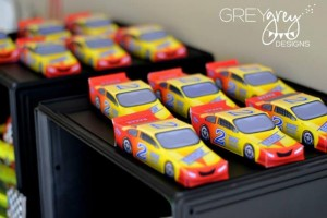 Two lledega Race Car Party with Lots Really Cool Ideas via Kara's Party Ideas | KarasPartyIdeas.com #Talledega #Racing #Party #Ideas #Supplies (12)