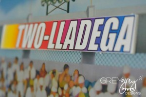 Two lledega Race Car Party with Lots Really Cool Ideas via Kara's Party Ideas | KarasPartyIdeas.com #Talledega #Racing #Party #Ideas #Supplies (10)