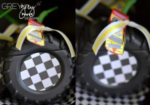 Two lledega Race Car Party with Lots Really Cool Ideas via Kara's Party Ideas | KarasPartyIdeas.com #Talledega #Racing #Party #Ideas #Supplies (6)