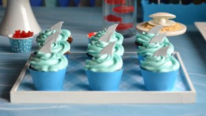 Under the Sea Party with Lots of Cute Ideas via Kara's Party Ideas | KarasPartyIdeas.com #Ocean #Fish #Party #Ideas #Supplies (19)