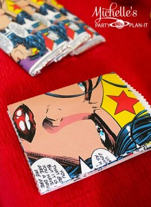 Wonder Woman Party with So Many Awesome Ideas via Kara's Party Ideas | KarasPartyIdeas.com #Superhero #Party #Ideas #Supplies (4)