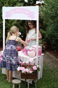 Unicorn Party with Lots of Great Ideas via Kara's Party Ideas | KarasPartyIdeas.com #UnicornParty #Rainbow #PartyIdeas #PartySupplies (8)