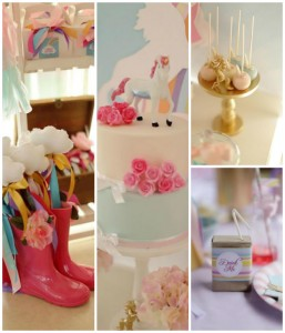 Unicorn Party with Lots of Great Ideas via Kara's Party Ideas | KarasPartyIdeas.com #UnicornParty #Rainbow #PartyIdeas #PartySupplies (4)