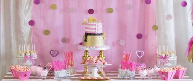 Kara S Party Ideas 7th Birthday Party Girl Archives