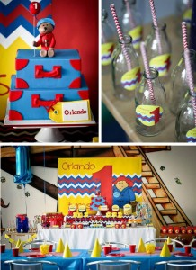 Paddington Bear Party with So Many Cute Ideas via Kara's Party Ideas | KarsPartyIdeas.com #PaddingtonBear #Party #Ideas #Supplies (1)