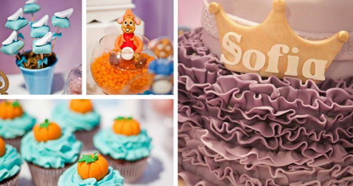 Karas Party Ideas Sofia The First Princess Party Ideas Supplies