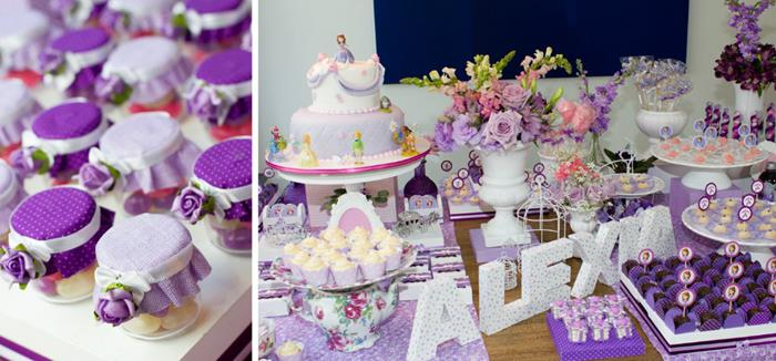 d76feb578 Kara's Party Ideas Sofia The First Birthday Party | Kara's Party Ideas