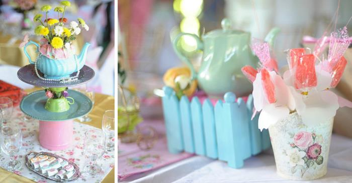 Kara S Party Ideas Princess Tea Party