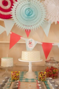Vintage Bear Party with Absolutely Adorabe Ideas via Kara's Party Ideas | KarasPartyIdeas.com #TeddyBearParty #BearParty #PartyIdeas #Supplies (15)