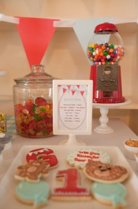 Vintage Bear Party with Absolutely Adorabe Ideas via Kara's Party Ideas | KarasPartyIdeas.com #TeddyBearParty #BearParty #PartyIdeas #Supplies (14)