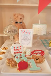 Vintage Bear Party with Absolutely Adorabe Ideas via Kara's Party Ideas | KarasPartyIdeas.com #TeddyBearParty #BearParty #PartyIdeas #Supplies (13)
