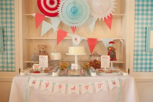 Vintage Bear Party with Absolutely Adorabe Ideas via Kara's Party Ideas | KarasPartyIdeas.com #TeddyBearParty #BearParty #PartyIdeas #Supplies (5)