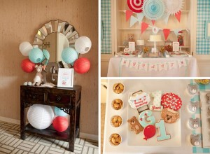 Vintage Bear Party with Absolutely Adorabe Ideas via Kara's Party Ideas | KarasPartyIdeas.com #TeddyBearParty #BearParty #PartyIdeas #Supplies (2)