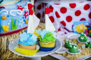 Angry Birds Beach Party Full of Fabulous Ideas via Kara's Party Ideas | KarasPartyIdeas.com #AngryBirdsParty #BeachParty #PartyIdeas #Supplies (7)