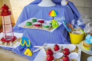 Angry Birds Beach Party Full of Fabulous Ideas via Kara's Party Ideas | KarasPartyIdeas.com #AngryBirdsParty #BeachParty #PartyIdeas #Supplies (15)