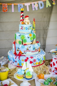 Angry Birds Beach Party Full of Fabulous Ideas via Kara's Party Ideas | KarasPartyIdeas.com #AngryBirdsParty #BeachParty #PartyIdeas #Supplies (14)