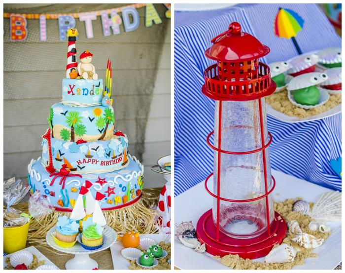 Angry Birds Beach Party Full Of Fabulous Ideas Via Karas
