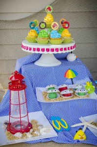 Angry Birds Beach Party Full of Fabulous Ideas via Kara's Party Ideas | KarasPartyIdeas.com #AngryBirdsParty #BeachParty #PartyIdeas #Supplies (1)