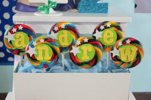 Buzz Lightyear Party with Lots of Cute Ideas via Kara's Party Ideas | KarasPartyIdeas.com #ToyStoryParty #BuzzLighyear #PartyIdeas #Supplies (50)