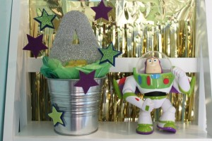 Buzz Lightyear Party with Lots of Cute Ideas via Kara's Party Ideas | KarasPartyIdeas.com #ToyStoryParty #BuzzLighyear #PartyIdeas #Supplies (2)
