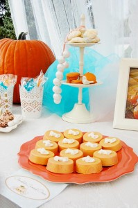Vintage Cinderella Pumpkin Princess Party with Such Cute Ideas via Kara's Party Ideas | KarasPartyIdeas.com #FallParty #CinderellaParty #PumpkinParty #PartyIdeas #Supplies (11)