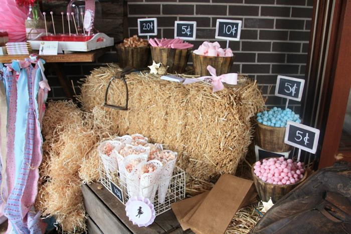Kara S Party Ideas Vintage Cowgirl Party With Lots Of Really Cute Ideas Via Kara S Party Ideas