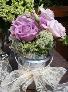 Romantic Garden Party with Such Beautiful Ideas via Kara's Party Ideas | KarasPartyIdeas.com #VintageParty #GardenParty #Party #Ideas #Supplies (12)