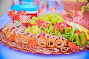 Garden Picnic Party with Lots of Really Cute Ideas via Kara's Party Ideas   KarasPartyIdeas.com #PicnicParty #PartyIdeas #Supplies (10)