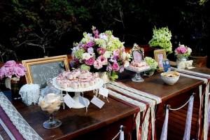 Romantic Garden Party with Such Beautiful Ideas via Kara's Party Ideas | KarasPartyIdeas.com #VintageParty #GardenParty #Party #Ideas #Supplies (2)