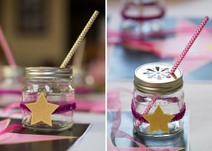 Pink Hollywood Glam Party with Lots of Really Cute Ideas via Kara's Party Ideas | KarasPartyIdeas.com #GirlyParty #HollywoodGlamParty #PartyIdeas #Supplies (5)