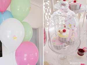 Ice Cream Party with Lots of Darling Ideas via Kara's Party Ideas | KarasPartyIdeas.com #IceCream #Party #Ideas #Supplies (20)