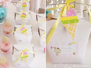 Ice Cream Party with Lots of Darling Ideas via Kara's Party Ideas | KarasPartyIdeas.com #IceCream #Party #Ideas #Supplies (17)