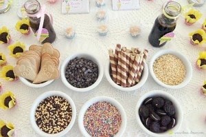 Ice Cream Party with Lots of Darling Ideas via Kara's Party Ideas | KarasPartyIdeas.com #IceCream #Party #Ideas #Supplies (16)