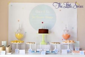 Ice Cream Party Full of Cute Ideas via Kara's Party Ideas | KarasPartyIdeas.com #IceCreamSocial #IceCreamBuffet #PartyIdeas #Supplies (9)