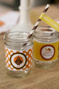 Thanksgiving Kids Table with FREE PRINTABLES via Kara's Party Ideas | KarasPartyIdeas.com #ThanksgivingPrintables #ThanksgivingTable #Party #Ideas #Supplies (13)