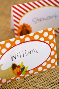 Thanksgiving Kids Table with FREE PRINTABLES via Kara's Party Ideas   KarasPartyIdeas.com #ThanksgivingPrintables #ThanksgivingTable #Party #Ideas #Supplies (7)