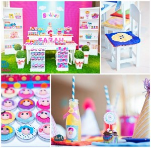 Lalaloopsy Party with Lots of Really Cute Ideas via Kara's Party Ideas | KarasPartyIdeas.com #SewingParty #LalaloopsyDollParty #Party #Ideas #Supplies (3)