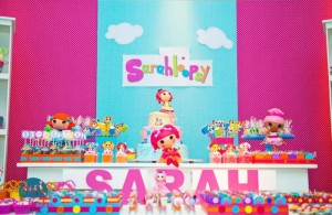 Lalaloopsy Party with Lots of Really Cute Ideas via Kara's Party Ideas | KarasPartyIdeas.com #SewingParty #LalaloopsyDollParty #Party #Ideas #Supplies (2)
