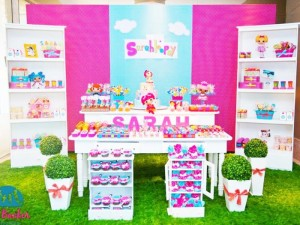 Lalaloopsy Party with Lots of Really Cute Ideas via Kara's Party Ideas | KarasPartyIdeas.com #SewingParty #LalaloopsyDollParty #Party #Ideas #Supplies (1)