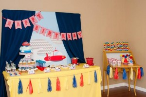 Disney's Little Einsteins Party with Such Cute Ideas via Kara's Party Ideas | KarasPartyIdeas.com #LittleEinsteins #Party #Ideas #Supplies #Idea (17)