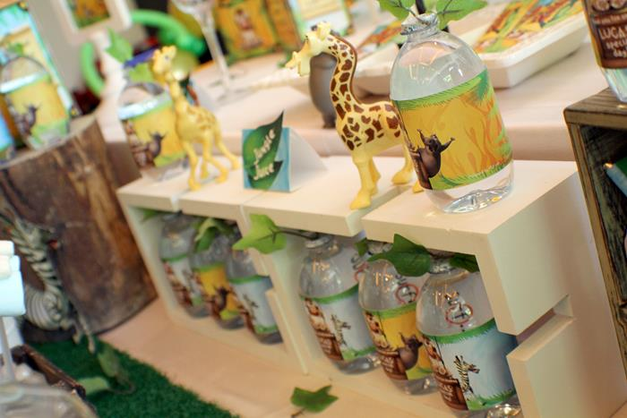 Kara S Party Ideas Madagascar Party With Lots Of Great