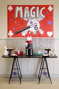 Magical Magic Party with So Many Fabulous Ideas via Kara's Party Ideas | KarasPartyIdeas.com #MagicianParty #MagicShow #PartyIdeas #Supplies (24)